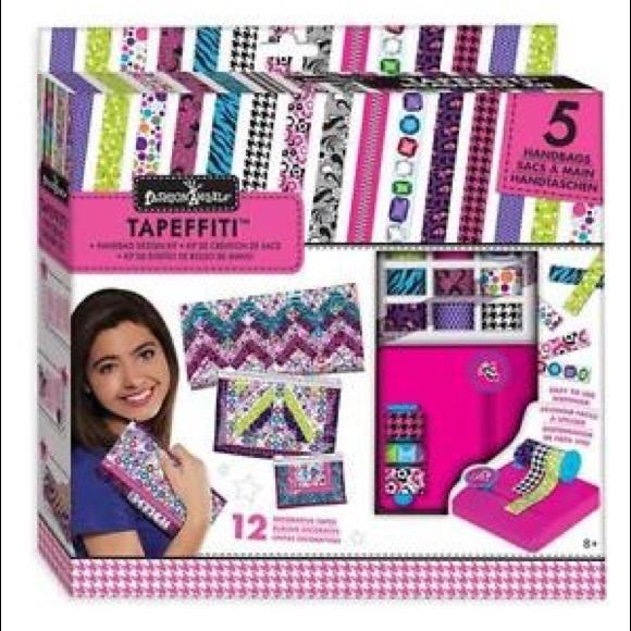 Fashion Angels Other Nwt Tapeffiti Craft Poshmark